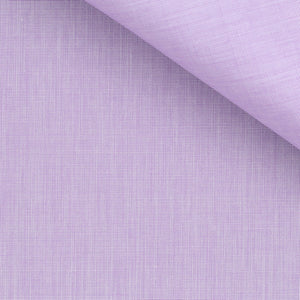 Beauford - Purple Poplin