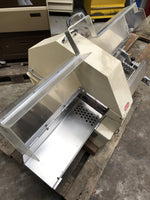 Breadslicer Berkel with curved blade