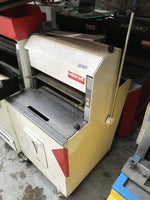 Breadslicer (frame slicer) Wabaema 9 or 10 mm WSG-Axess semi automatic