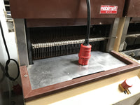 Breadslicer (frame slicer) Wabaema 9 or 10 mm semi automatic