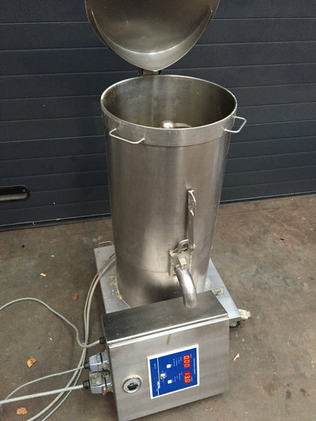 Sourdough fermenter Hematronic BRSSF