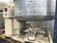 Paddlemixer DIOSNA for up to 400 kg of dough with 2 bowls