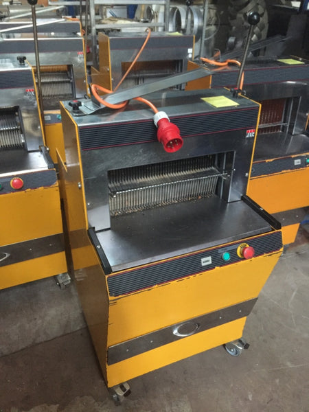 Breadslicer JAC Modena 10 mm YELLOW