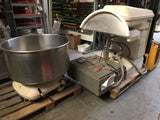 Spiralmixer Kemper SPA 125 with 2 bowls (old version)