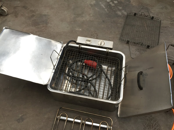 Deep-Fat Fryer Pelion