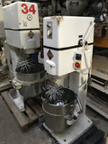 Planetarymixer Rego P50 (up to 50 liters)