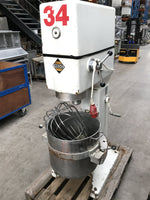 Planetarymixer Rego P80 (up to 80 liters)