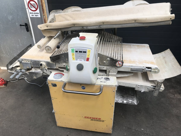Sheeter Seewer Rondo Combi with Rondex Moulder (ALREADY SOLD)