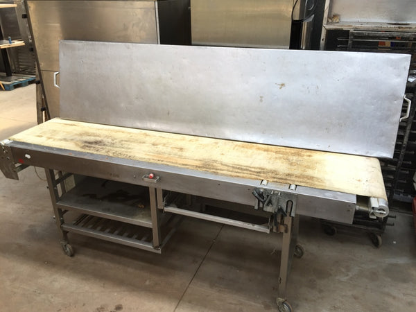 Make-up table for pastry products Seewer SFT 262 without tools / rollers