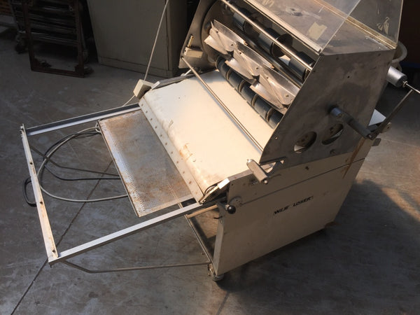 Dough-slicer for croissant WLS KS-600