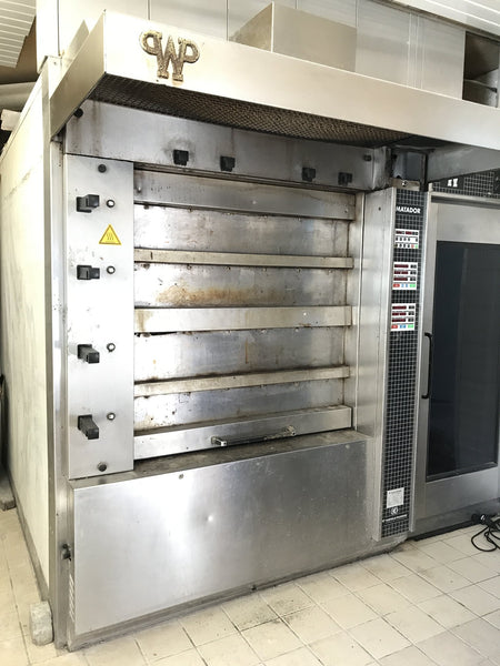 Deckoven W&P Matador MD 80 C 42 Oil- / Diesel heated (1999)