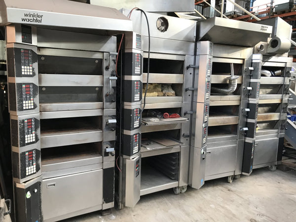 5 x Instoreoven Wachtel Piccolo 1-4 - Package (ALREADY SOLD)