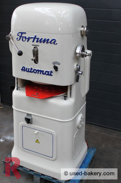 Divider And Rounder Fortuna Automat A3-30 - Refurbished Teigteil- & Wirkmaschinen