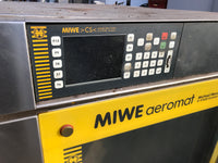 Instoreoven Miwe Aeromat 8.68 MUCS without proofer