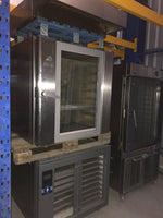 Convection oven Wiesheu B8 with proofer