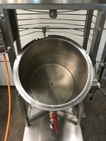 Cooker 140 L Habersang for fillings, cream, pudding, jam ...