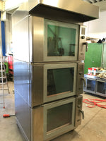 Instoreoven Wiesheu 3 x B4 combination - ALREADY SOLD