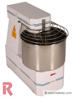 Spiralkneader Sv25 - (New) For Up To 25 Kg Of Dough Spiralmixer