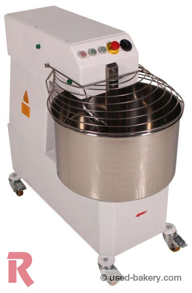 Spiralkneader Sv60 - (New) For Up To 60 Kg Of Dough Spiralmixer