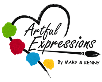 Artful Expressions by Mary & Kenny