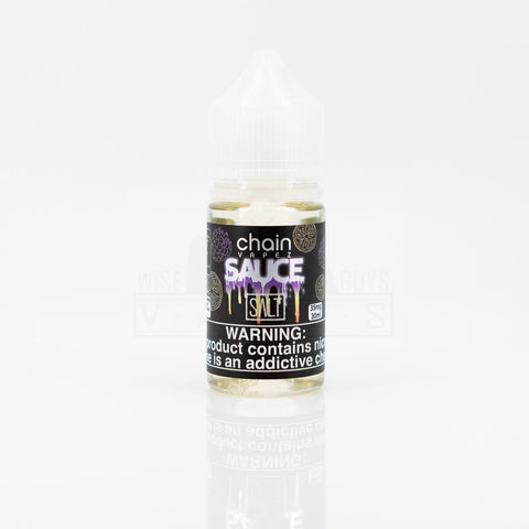 Sauce Nic Salt by Chain Vapez Salt