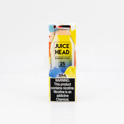 Blueberry Lemon by Juice Head 100ML