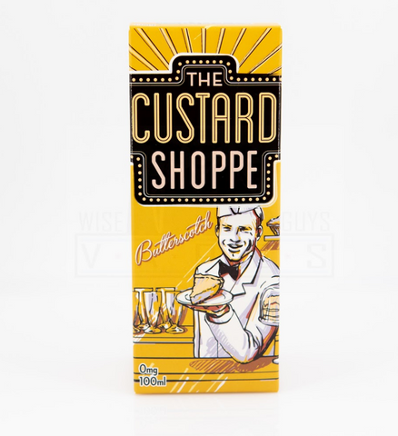 Butterscotch by The Custard Shoppe