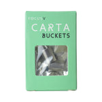 Focus V CARTA Buckets
