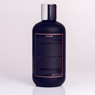 Voluminous Conditioner by Jackie Rose-back of bottle