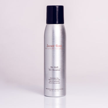 No H2O Dry Shampoo by Jackie Rose