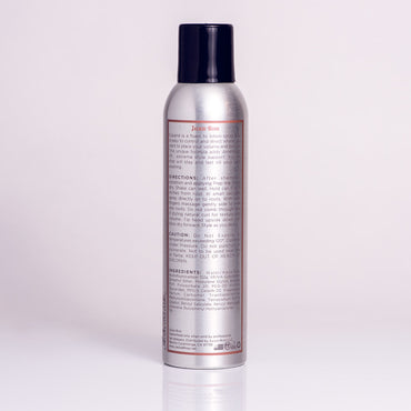 Expand Root Volumizer by Jackie Rose - back of bottle