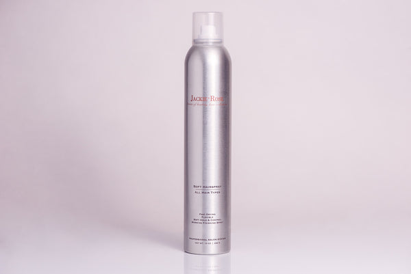 Soft Hairspray - All Hair Types