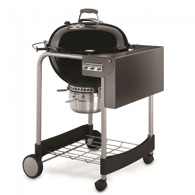 Weber 22 Quot Performer Charcoal Grill Black Dickson