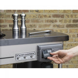 "Weber 22"" Performer Deluxe Charcoal Grill-BLACK - Dickson Barbeque Centre Canada"