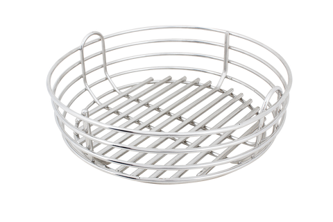 Kick Ash Basket Stainless Steel - MiniMax Big Green Egg - Dickson Barbeque Centre Canada