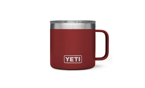 Yeti 14 oz. Mug - Brick Red - Dickson Barbeque Centre Canada