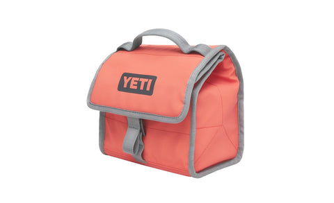 Daytrip Lunch Bag - Coral