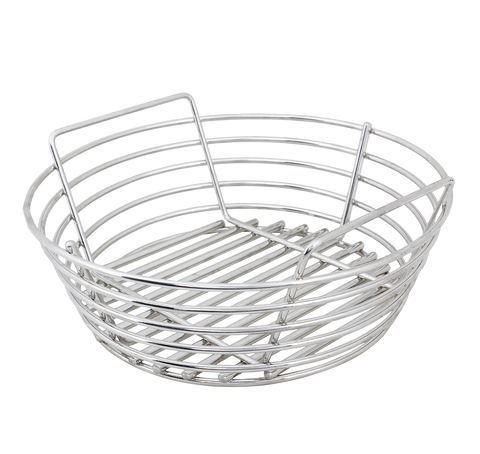 Kick Ash Basket Stainless Steel - Joe Jr. Kamado Joe - Dickson Barbeque Centre Canada