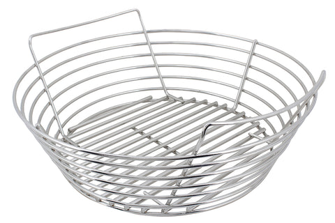 Kick Ash Basket Stainless Steel - Vision - Dickson Barbeque Centre Canada