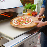 "Lynx 30"" Napoli Pizza Oven Countertop - Dickson Barbeque Centre Canada"