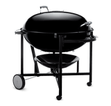 "Weber 37"" Ranch Kettle-BLACK - Dickson Barbeque Centre Canada"