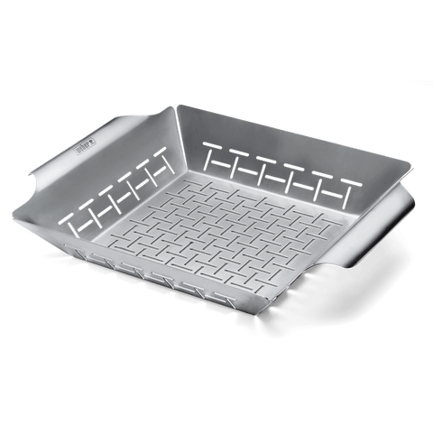 Weber Deluxe Grilling Basket - Dickson Barbeque Centre Canada