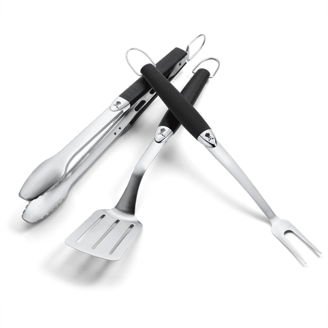 Weber Premium Tool Set 3 Pc. - Dickson Barbeque Centre Canada