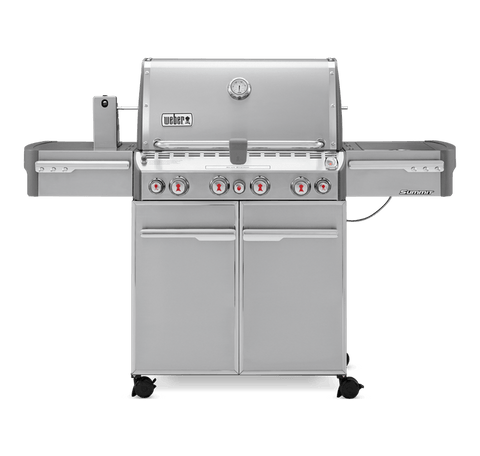 Weber Summit S-470 - Dickson Barbeque Centre Canada