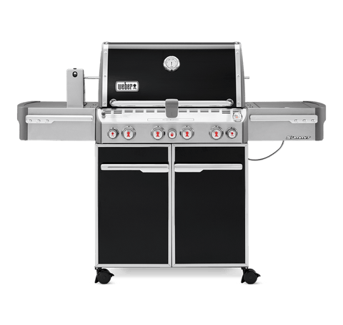 Weber Summit E-470 - Dickson Barbeque Centre Canada