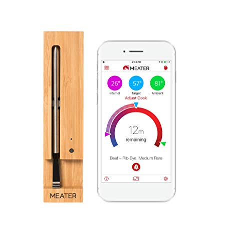 Apption Labs MEATER Wireless Probe Thermometer - Dickson Barbeque Centre Canada