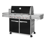 Weber Summit E-670 - Dickson Barbeque Centre Canada