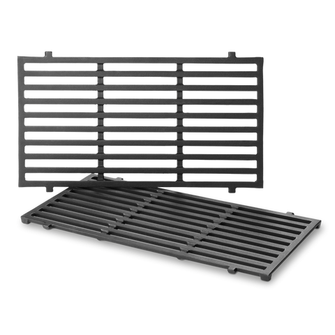 "17.5"" Cast Iron Cooking Grates 7637 (2 Panels)"