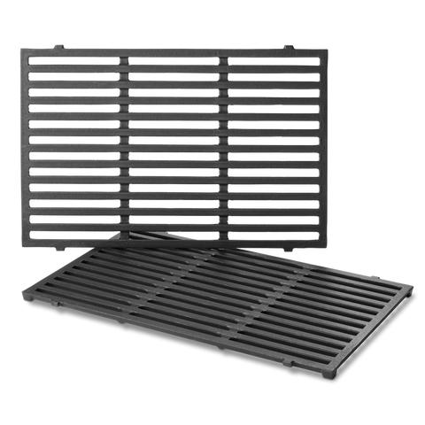 "17.5"" Cast Iron Cooking Grates 7638 (2 Panels)"