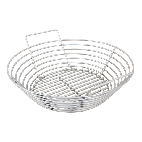 Kick Ash Basket Stainless Steel - Classic Joe Kamado Joe - Dickson Barbeque Centre Canada